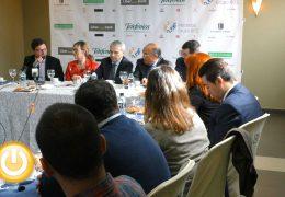 Antonio Huertas galardonado con el Premio Especial Grupo Ros