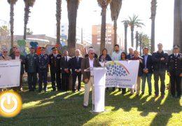Badajoz recuerda a las víctimas del terrorismo en el 15 aniversario del 11M