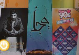 Pablo López y el nuevo show XXL de Love 90's en la II edición del 'Alcazaba Festival'
