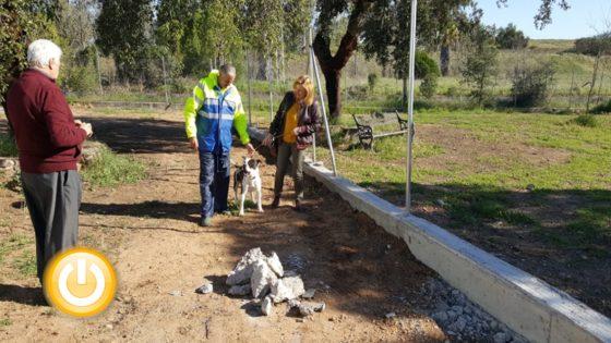Julia Timón lamenta la lentitud con la que se está actuando en la perrera municipal