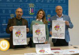 Este fin de semana llega la primavera al comercio del centro de Badajoz