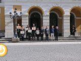 Minuto de silencio por la muerte de una joven en Castellón