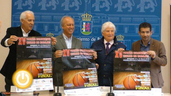 La Granadilla albergará el XV Torneo de Baloncesto 'Ciudad de Badajoz'