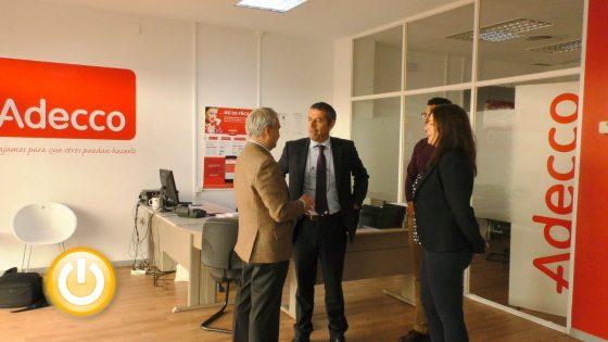 Adecco celebra sus 25 años en Extremadura