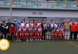 El Santa Teresa de Badajoz consigue el título de liga