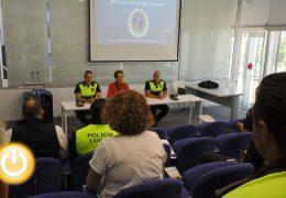 Clausurado el curso de intervención policial con menores
