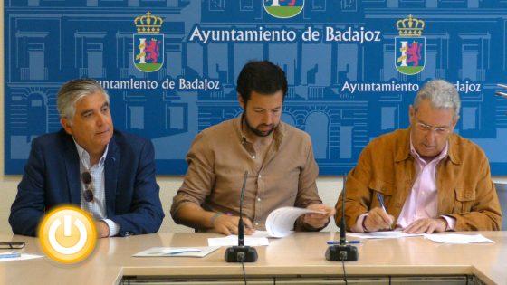 Ayuntamiento y Fundación CB firman un convenio de colaboración para el Certamen JABA