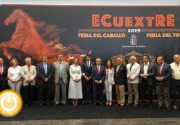 Los amantes de los toros y los caballos se citan este fin de semana en Ecuextre