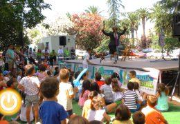 Vuelven las actividades de vive el verano al parque de Castelar