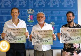 'Music Río' un programa de conciertos en agosto con músicos locales