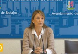 Rueda de prensa concejala de formación y empleo 22/10/19 Escuela profesional 'Puerta Palma'