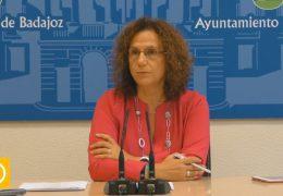 Rueda de prensa concejala de Recursos Humanos 23/10/19 Plan Experiencia