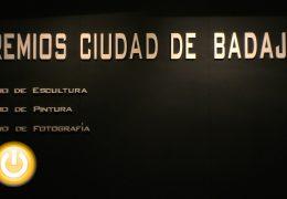 Rueda de prensa inauguración Exposición Premios Ciudad de Badajoz 07/11/19