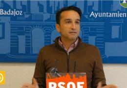 Rueda de prensa Grupo Municipal Socialista 12/11/19- Propuesta Anexo Inversiones