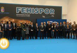 Rueda de prensa Ifeba 21/11/2019 Presentación Fehispor