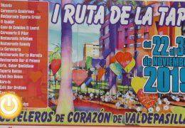 Rueda de prensa alcalde 22/11/2019 Presentación feria Tapa Valdepasillas