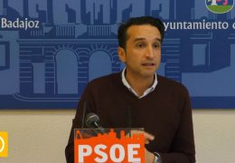 Rueda de prensa Grupo Municipal PSOE – 25/11/2019 Sobre actualidad Municipal