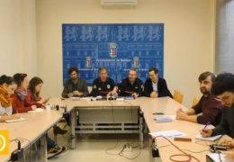 Rueda de prensa Bomberos – 26/11/2019 Prevención y detectores de humo
