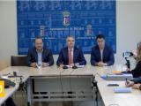 Rueda de prensa Alcalde- 04/12/2019 Luces LED poblados