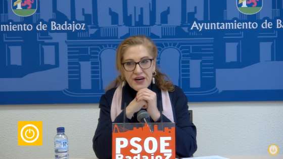 Rueda de prensa Grupo Municipal Socialista 05/12/19- Limpieza río Guadiana