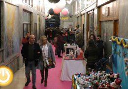 El pasaje de San Juan acoge un mercado navideño