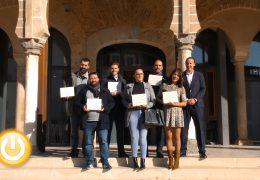 Los ganadores de la Feria de la Tapa del Casco Antiguo recogen sus galardones