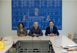 Rueda de prensa alcalde- Reestructuración del equipo de Gobierno