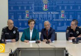 Rueda de prensa 23/12/2019- Junta de Local de Seguridad