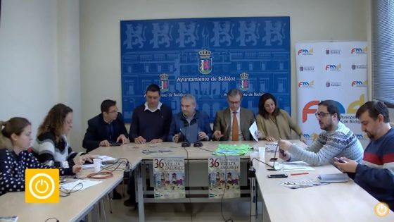 Rueda de prensa alcalde 20/01/20- Vuelta al Baluarte