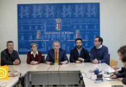 Rueda de prensa Alcalde- 21/01/20- Congreso Extremeño de Marketing Digital