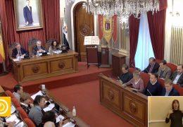 Pleno Ordinario de Enero del 2020 del Ayuntamiento de Badajoz
