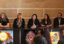 Rueda de prensa Ferias y Fiestas 03/02/20- Presentación Pregón Carnaval