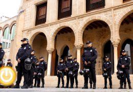 Presentado oficialmente el Grupo de Intervención y Apoyo Policial