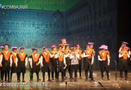 Licenciados por el Carnaval- Concurso de Murgas Infantiles Badajoz 2020