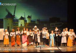 Los que vienen de la Mancha- Concurso de Murgas Infantiles Badajoz 2020