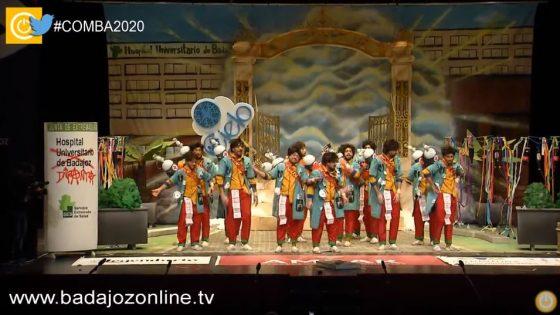 Los Camballotas- 4º Día Preliminares Concurso de Murgas Badajoz 2020