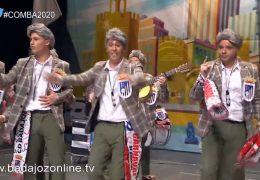 De turuta madre- Semifinales Concurso de Murgas Carnaval de Badajoz 2020