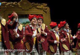 Los 3W- Final Concurso Murgas Carnaval de Badajoz 2020