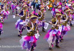 Desfile de Comparsas Carnaval de Badajoz 2020