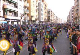 Entierro de la sardina Carnaval de Badajoz 2020