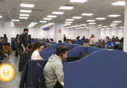 GSS Grupo Covisian prevé incrementar su plantilla con más de 500 profesionales en Badajoz