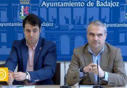 Rueda de Prensa alcalde 09/03/20- Ampliación contenedores de aceite