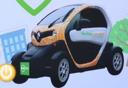 Rueda de prensa 10/03/20- Presentación del servicio de carsharing MINITS