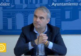 Rueda de prensa alcalde- Nuevas iniciativas municipales Covid-19