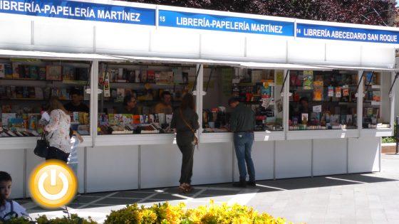 La Feria del Libro de Badajoz cambia su fecha a septiembre