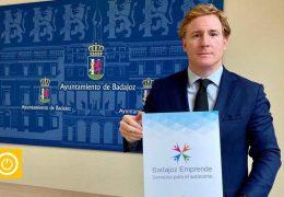 Rueda de prensa Desarrollo Económico- Badajoz Emprende