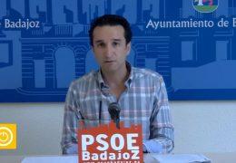 Rueda de prensa PSOE-  Petición Pacto Ciudad
