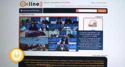 Presentación de BadajozOnline, tv por internet del Ayuntamiento de Badajoz