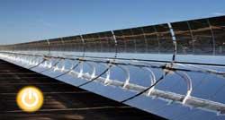 Celestino Vegas pide la agilización de trámites para las plantas termosolares