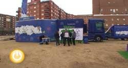 Inaugurada la II Caravana Proniño de la Fundación Telefónica